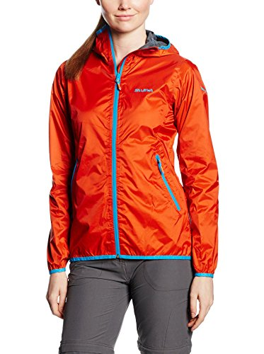 Salewa Windbreaker Puez (Braies) Rtc W dunkelorange DE 42 (IT 48)