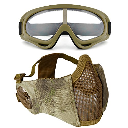 Fansport -   Paintball Maske,