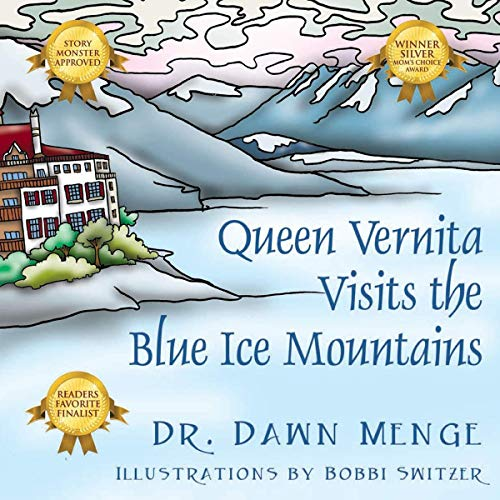 Queen Vernita Visits the Blue Ice Mountains cover art