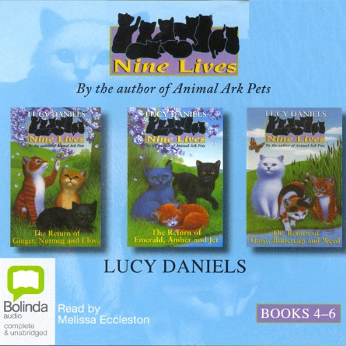 Nine Lives, Volumes 4 to 6 cover art