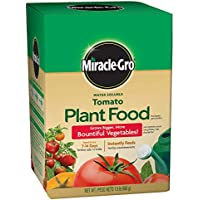 Miracle-Gro Water Soluble Tomato Plant Food, 1.5 lb.