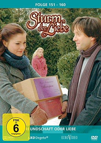 Sturm der Liebe 16 - Folge 151-160: Freundschaft oder Liebe (3 DVDs)