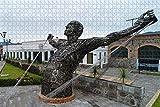 XFVS Rompecabezas Adultos 1000 Piezas Jigsaw Puzzle Reborn Atuntaqu, Ecuador Regalo para niño de Arte DIY