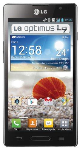 LG Optimus L9 Smartphone (entsperrt, Touchscreen, Bluetooth, Kamera, WLAN)