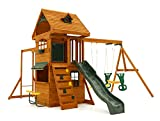 Big Backyard F270855 Ridgeview Clubhouse Deluxe Play Set