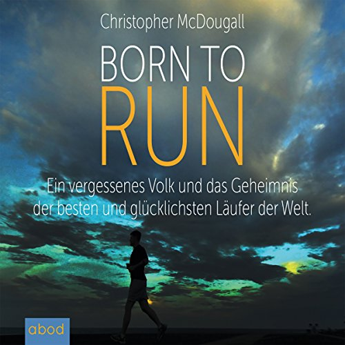 Born to Run audiobook cover art