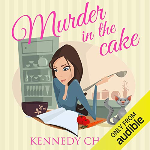 Murder in the Cake cover art