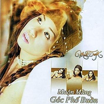 Góc phố buồn - Muộn màng - Instrumental (Tình Music Platinum Karaoke 18)
