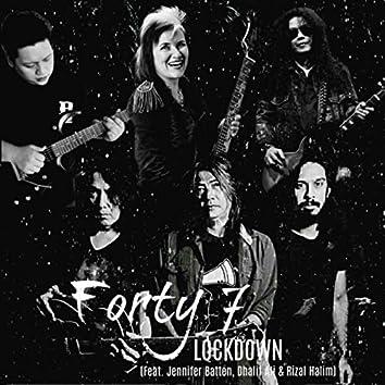 Lockdown (Instrumental Music) [feat. Jennifer Batten, Dhalif Ali & Rizal Halim]