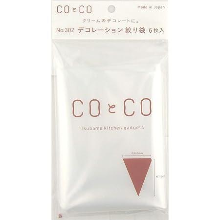 霜鳥製作所 デコレーション用 絞り袋 日本製 302
