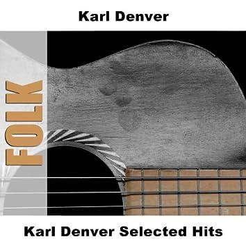 Karl Denver Selected Hits
