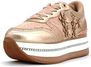 Amazon esGuess Zapatos MujerY Para Zapatillas Rosa sxQCtdhr