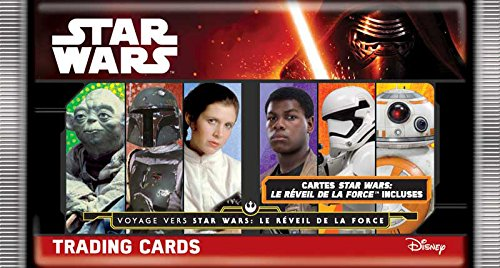 France Cartes - A1505530 - Booster - Star Wars