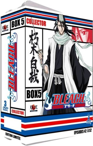 Bleach Box 5-The Rescue Part 1 [Édition Collector Numérotée]