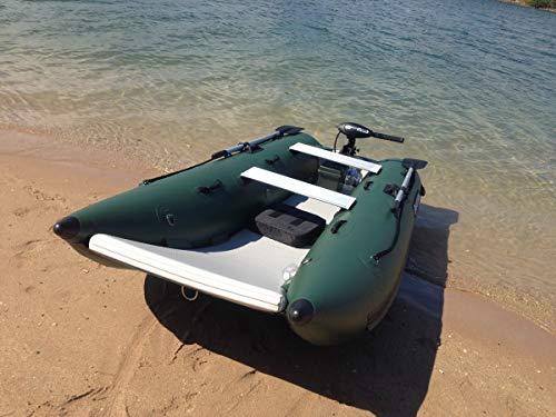 Inflatable Floating Dock Pier Pontoon Fishing Platform Dingy Raft Boat W/Pump New