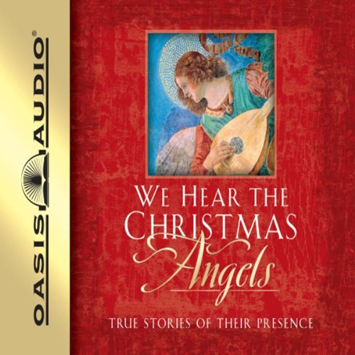 We Hear the Christmas Angels audiobook cover art