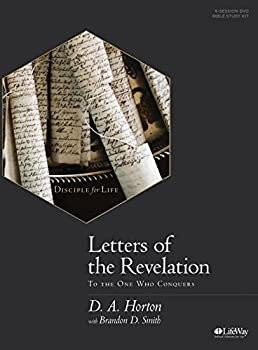Letters of the Revelation - Leader Kit  To the One Who Conquers