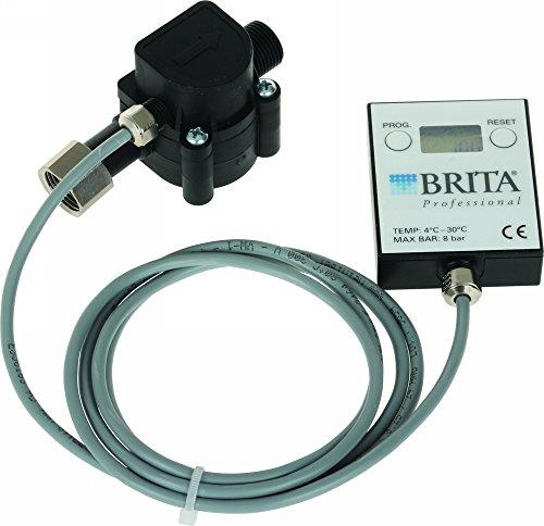 Brita 298900Inline Flowmeter, professionelle Wasser (1Stück)
