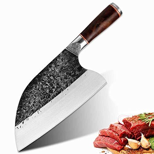 Full Tang Knife, das etwas andere Messer, Hackmesser, Metzgermesser aber auch Ihr Universalmesser