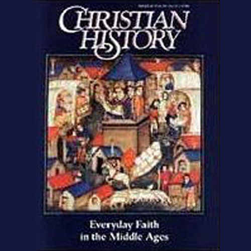 Christian History Issue #49 audiobook cover art