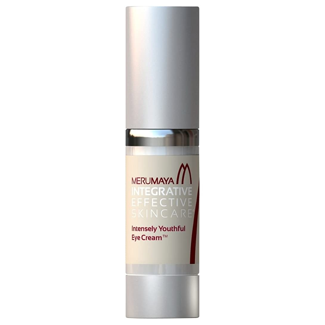 ハーネス代名詞代表団Merumaya激しく若々しいアイクリーム?の15ミリリットル (Merumaya) (x2) - MERUMAYA Intensely Youthful Eye Cream? 15ml (Pack of 2) [並行輸入品]