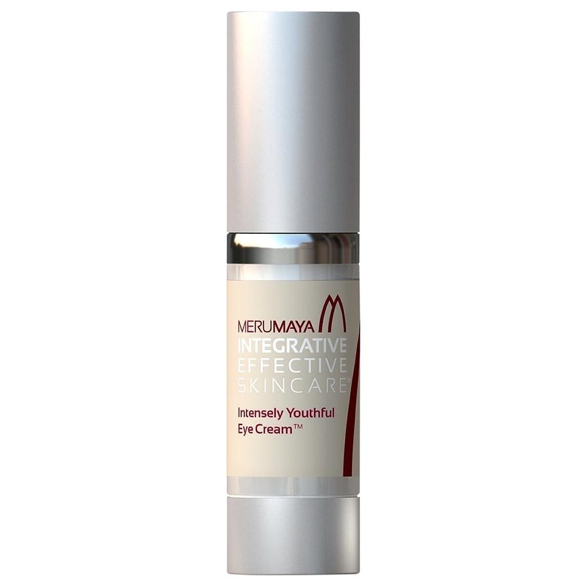 賃金印象的モロニックMerumaya激しく若々しいアイクリーム?の15ミリリットル (Merumaya) (x2) - MERUMAYA Intensely Youthful Eye Cream? 15ml (Pack of 2) [並行輸入品]