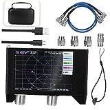 Onde corte Antenna Analyzer SAA-2N NanoVNAV2 HF VHF UHF con 4.0 pollici touch screen TFT LCD per l'industria