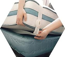 Sheetlock Bed Sheet Fastener Set- Premium Bed Sheet Holders to Keep Sheets Tight –..
