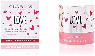 Clarins Skin Illusion Blush Colorete Color 02 Luminous Coral - 4.5 gr