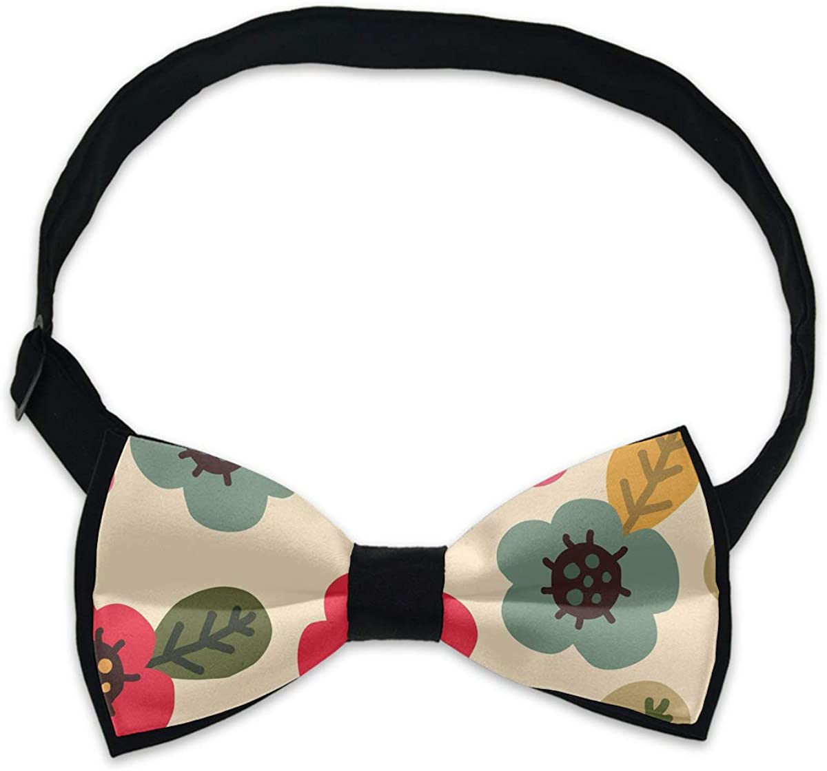 Bowtie, Adjustable Bowties Wedding Party, Formal Events, Fancy Plain Necktie