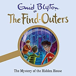 The Mystery of the Hidden House Titelbild