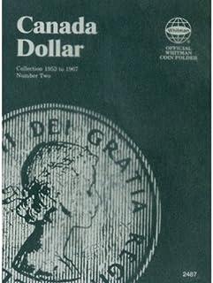 Dollar Canadian Folder Vol. 2 (Official Whitman Coin Folder)