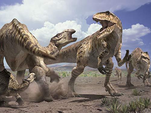 Ep.2 地上最大の巨大恐竜