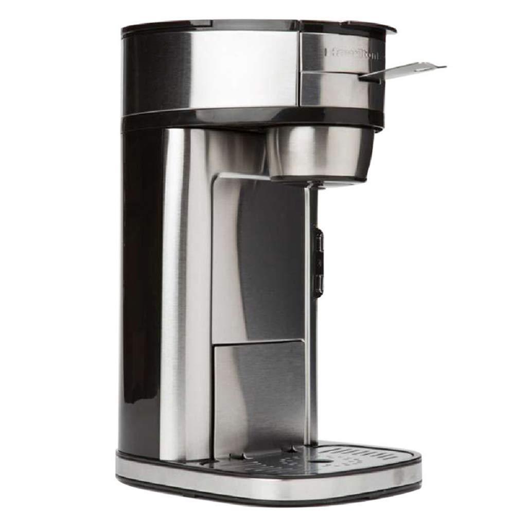 Máquina De Café Para El Hogar Papel Sin Filtro Taza De Café Por Goteo Café De Grano A Taza Cafeteras De Espresso Manuales: Amazon.es: Hogar