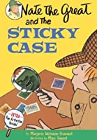 Nate the Great and the Sticky Case (Nate the Great Detective Stories)