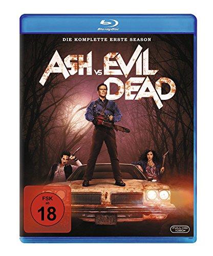 Ash vs Evil Dead - Die komplette Season 1 [Blu-ray]
