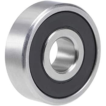 KML S6007-2RS STAINLESS STEEL DEEP GROOVE BALL BEARING FACTORY NEW!