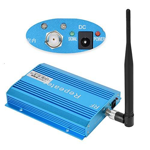 Tosuny Amplificador de señal de teléfono Celular, Amplificador de señal de teléfono móvil gsm Amplificador repetidor 3G 4G, Kit de Antena Interior/Exterior para Compras en hoteles(UE)