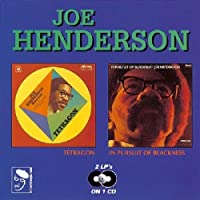 Tetragon/in Pursuit of Blackness by Joe Henderson (1994-03-28)