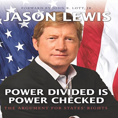 Power Divided Is Power Checked audiobook cover art