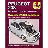 Peugeot 208 petrol & diesel (2012 to 2019) 12 to 69 reg