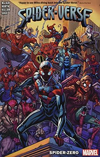 SPIDER-VERSE SPIDER-ZERO