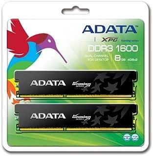 ADATA XPG V 1.0 DDR3 1600Mhz 8 GB Kit (2 x 4 GB) CL9 Desktop Memory AX3U1600GC4G9-2G