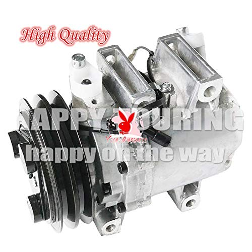 yise-J0338 New CR14 A C AC Air Conditioning Compressor for ISUZU D-MAX DMAX RODEO 8DH 2.5 3.0 2.5D 3.0TD 897369-4150 8973694150 A201178A5000 DHL 5-9 days can be received