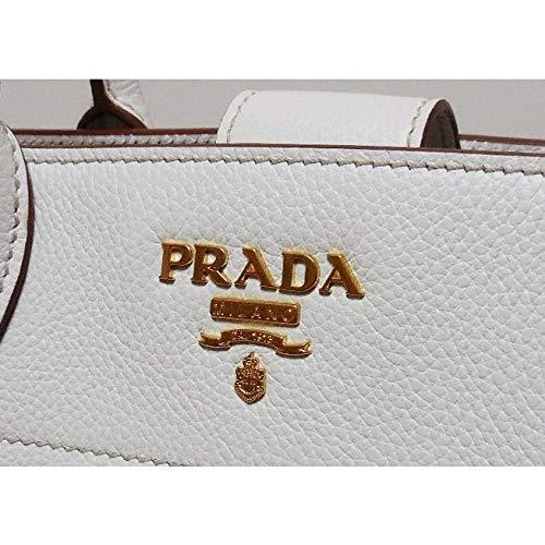 PRADA(プラダ)トートバッグホワイト1BG1042BBEF0009PRADA