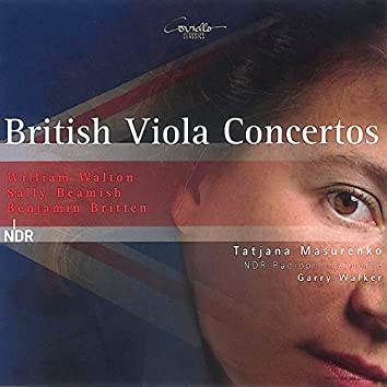 British Viola Concertos