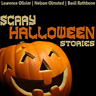 Scary Halloween Stories cover art
