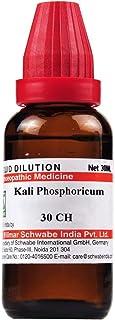 Willmar Schwabe India Homeopathic Kali Phosphoricum Dilution (30ml) (30CH)