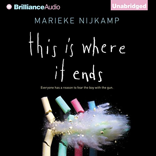 Page de couverture de This Is Where It Ends