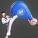 MYHH Taekwondo Hand Ziel Boxen Huhn-Form-Ziel Kicking-Pad, zufällige Farbe Lieferung.